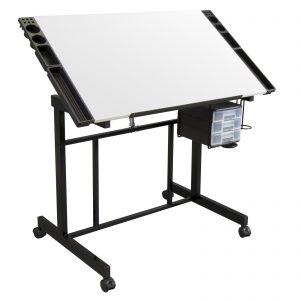 Deluxe Craft Station (double Box) · Arts U0026 Crafts Tables