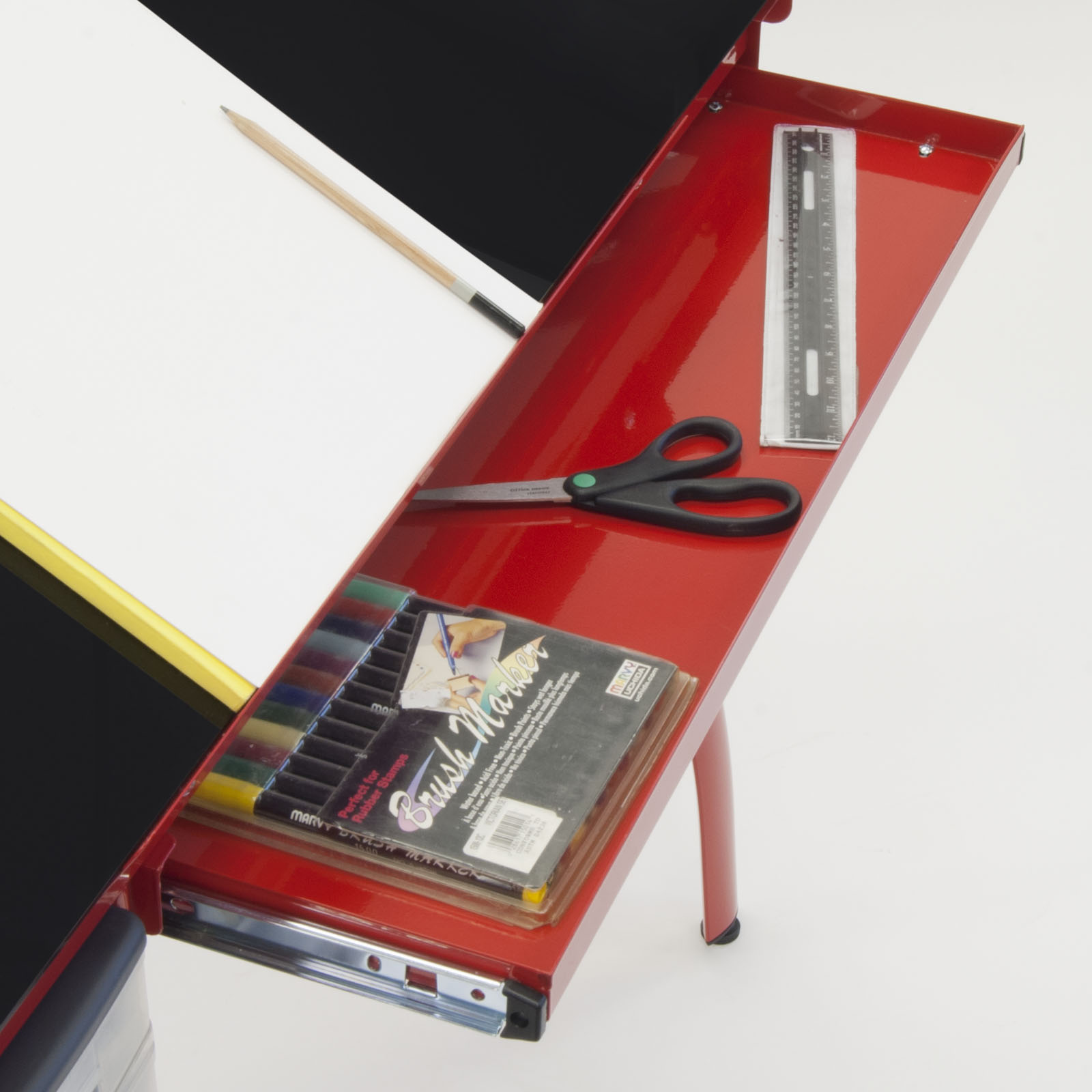 Exceptionnel SKU: 10076 Red/Black Glass Categories: Arts U0026 Crafts Tables, Futura  Collection