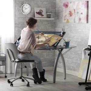 10095 Futura Craft Station with Shelf RS3 model1