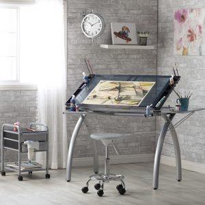 10095 Futura Craft Station with Shelf RS3c