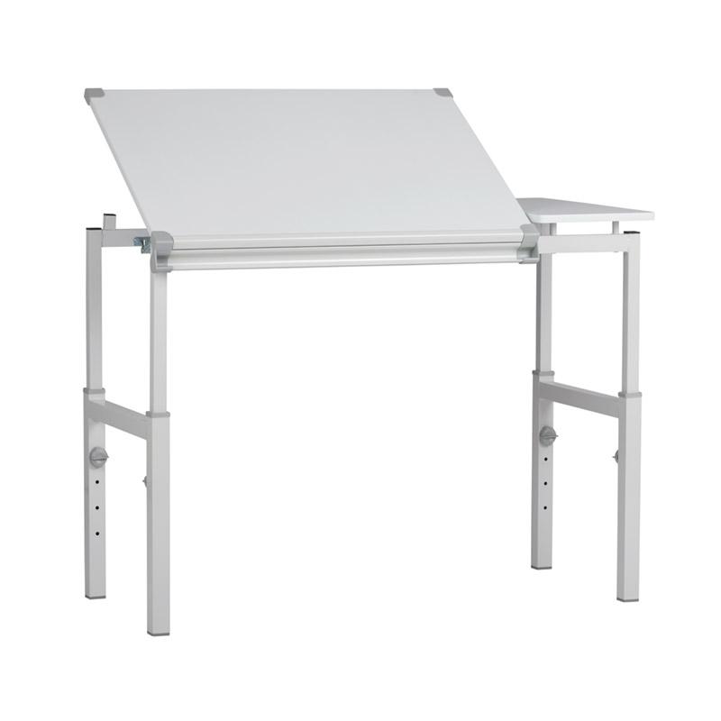 White//Gray 10210 30-Inch X 42-Inch Studio Designs Graphix II Workstation