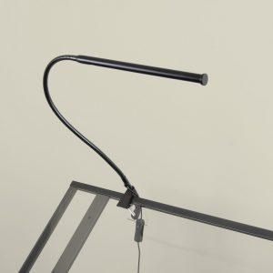 12013 LED Bar Lamp Black RmSet