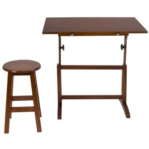 13257 Creative Table and Stool Set front