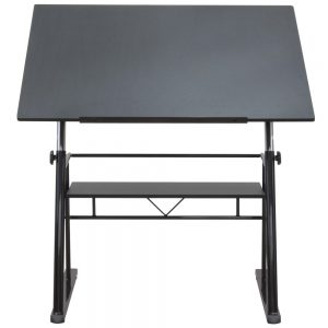 13340 Zenith Drafting Table front