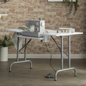 13373 Folding Multipurpose Sewing Table RS2a