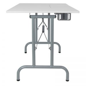 13373 Folding Multipurpose Sewing Table side
