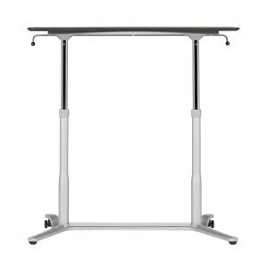 51230 Sierra Adjustable Height Desk front
