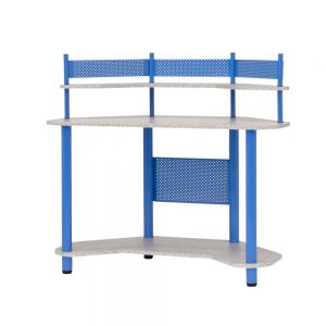 55120 Study Corner Desk L front