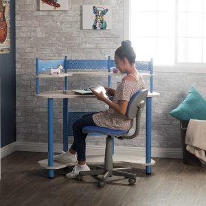 55120 Study Corner Desk RS1d