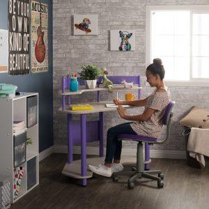 55121 Study Corner Desk RS1c