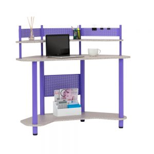 55121 Study Corner Desk props1