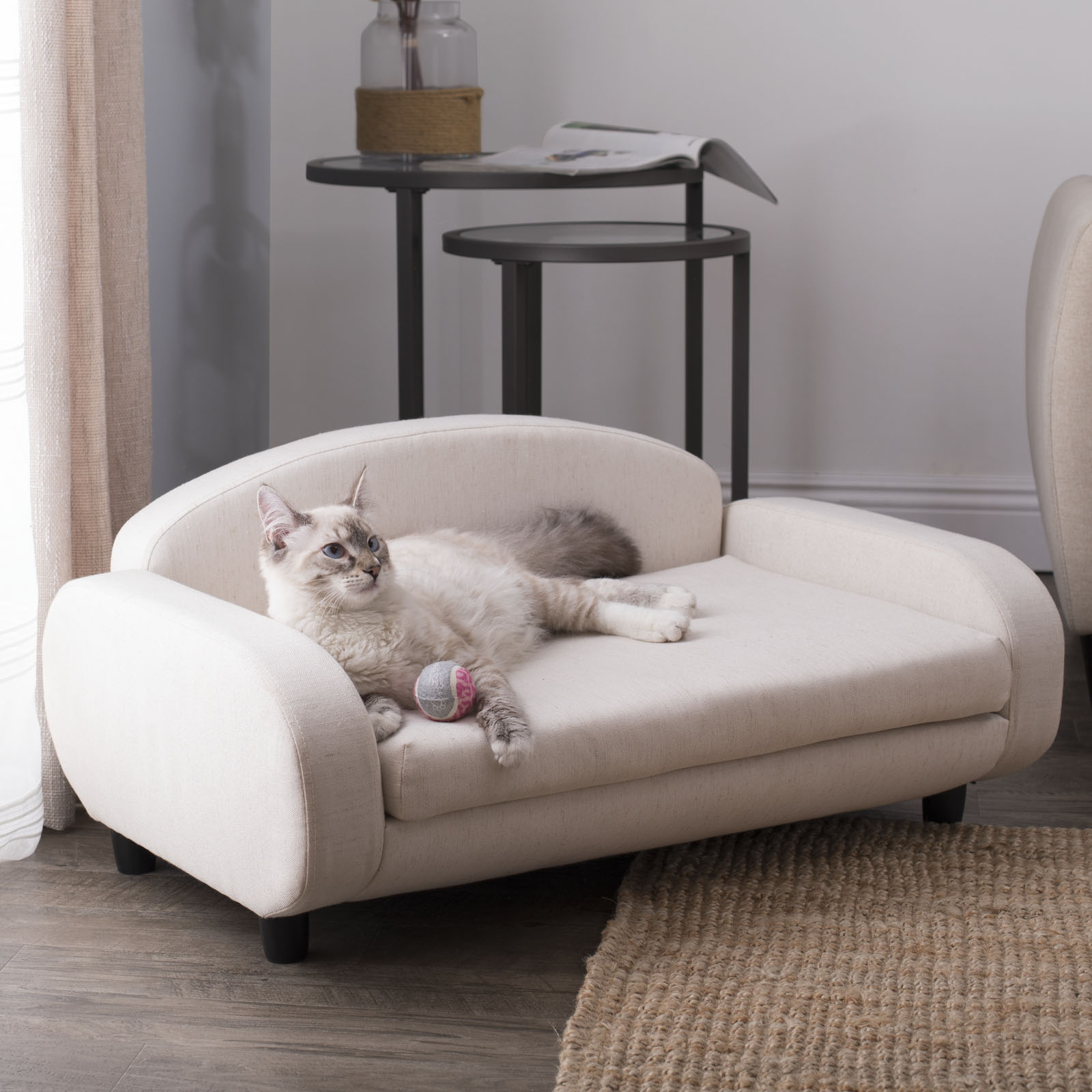 Pet Sofa Bed Pet Sofa Bed For Small Dogs Or Cats In White