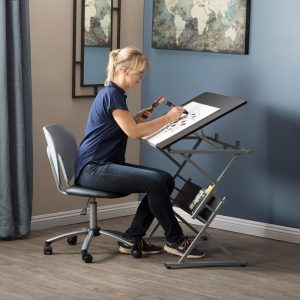10116 Prime Drawing Table RS2 model1a