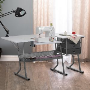 13376 Eclipse Ultra Sewing Table RmSet
