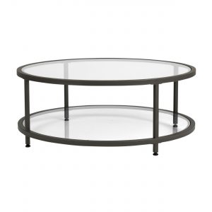 71003 Camber Round Coffee Table