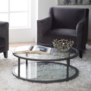 71003 Camber Round Coffee Table RmSet5
