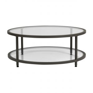 71003 Camber Round Coffee Table front
