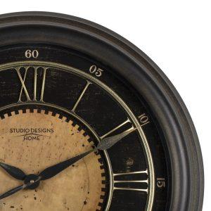 73001 Wall Clock detail1