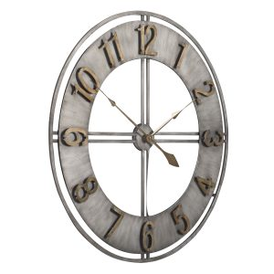 73007 Wall Clock side