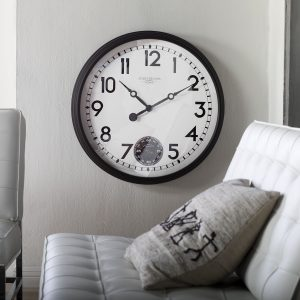 73011 Terrace Wall Clock RS1