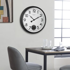 73011 Terrace Wall Clock RS2