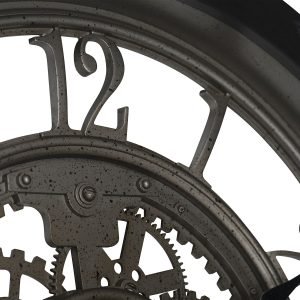 73012 Pinnacle Gear Wall Clock detail1