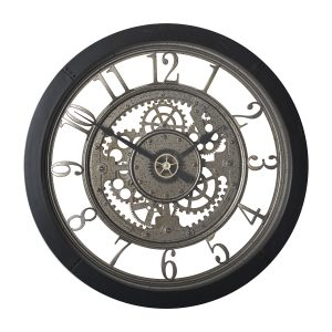 73012 Pinnacle Gear Wall Clock front