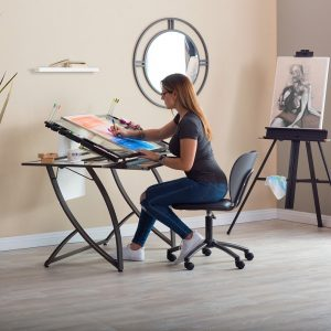 10079 Futura Luxe Craft Table RS1 model1a ext