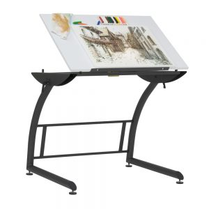 10098 Triflex Drawing Table props