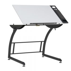 10098 Triflex Drawing Table wTray24