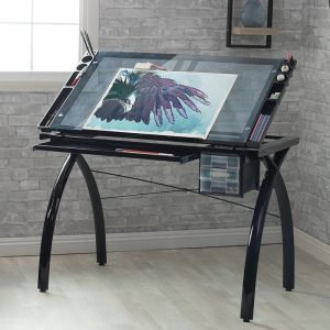 CRAFT TABLES- Drawing Tables with Storage