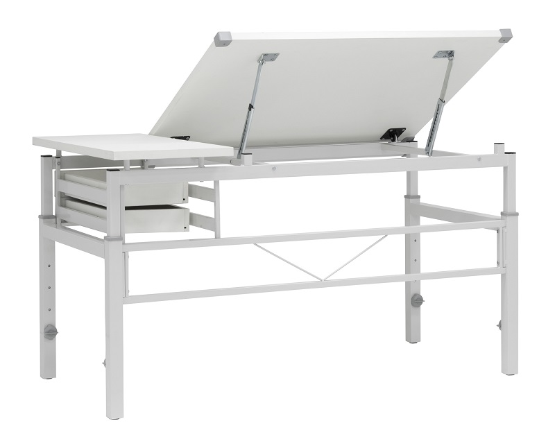 10212 Graphix II Pro Line Table L back
