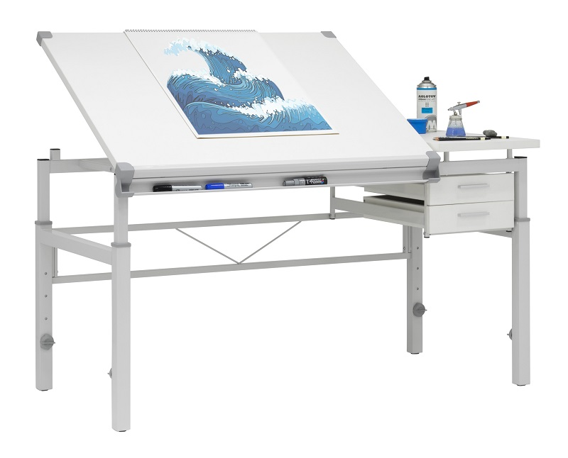 10212 Graphix II Pro Line Table props1a