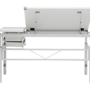 10212 Graphix II Pro Line Table rear