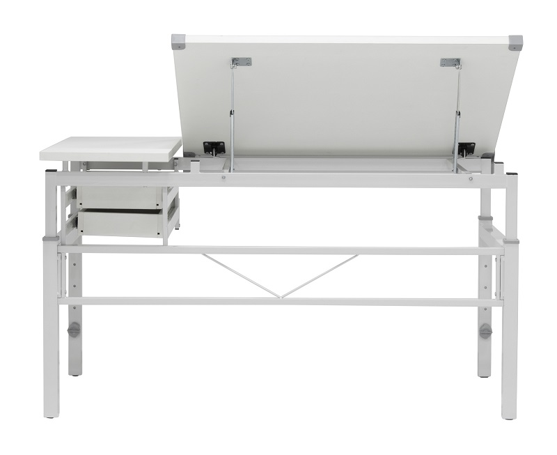 10212 Graphix II Pro Line Table rear