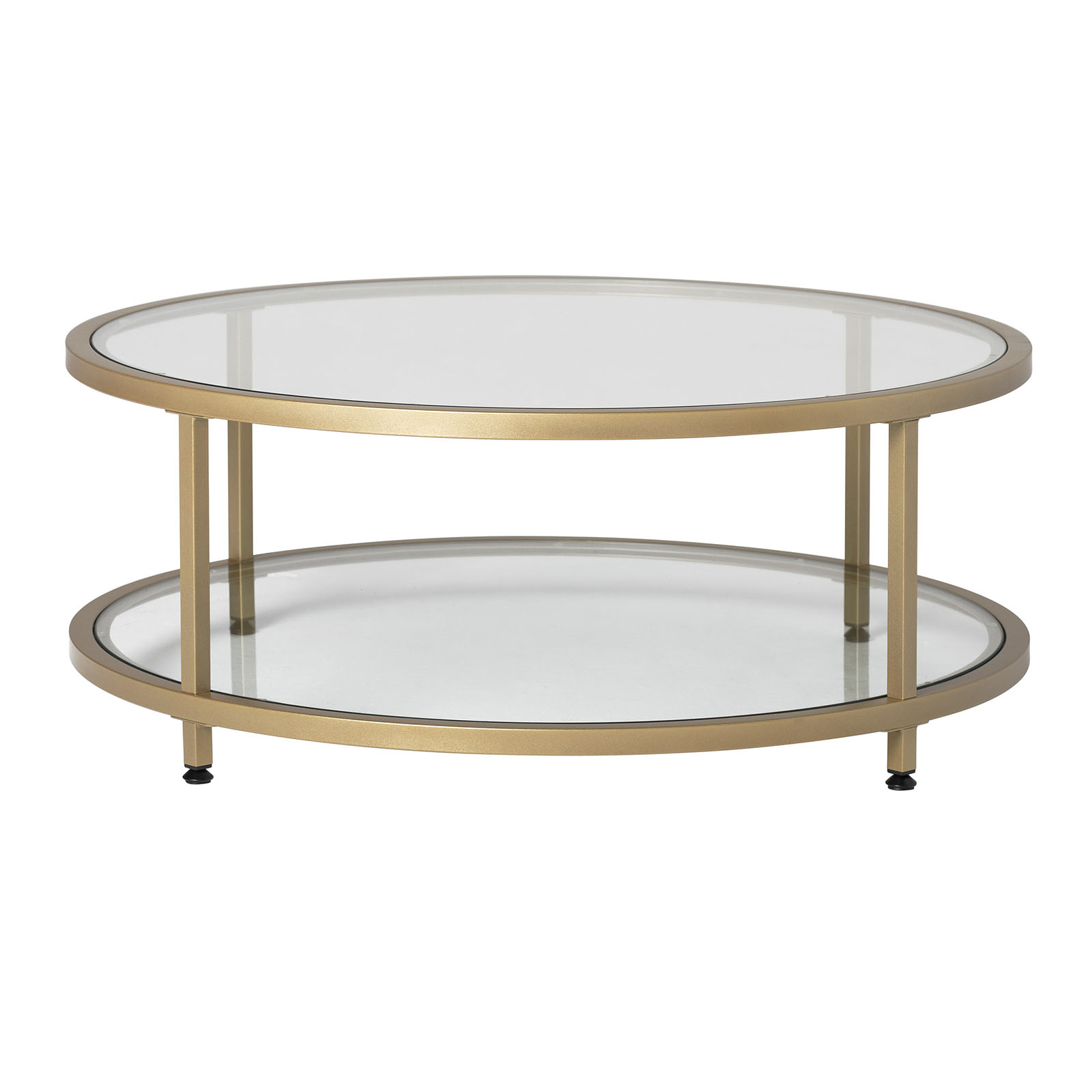 71032 Camber Round Coffee Table side