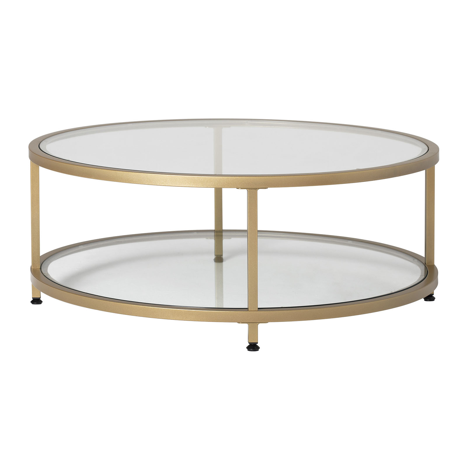 71032 Camber Round Coffee Table