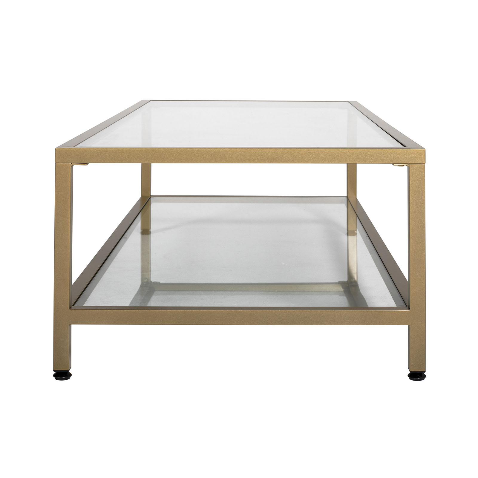 71034 Camber Rectangle Coffee Table side