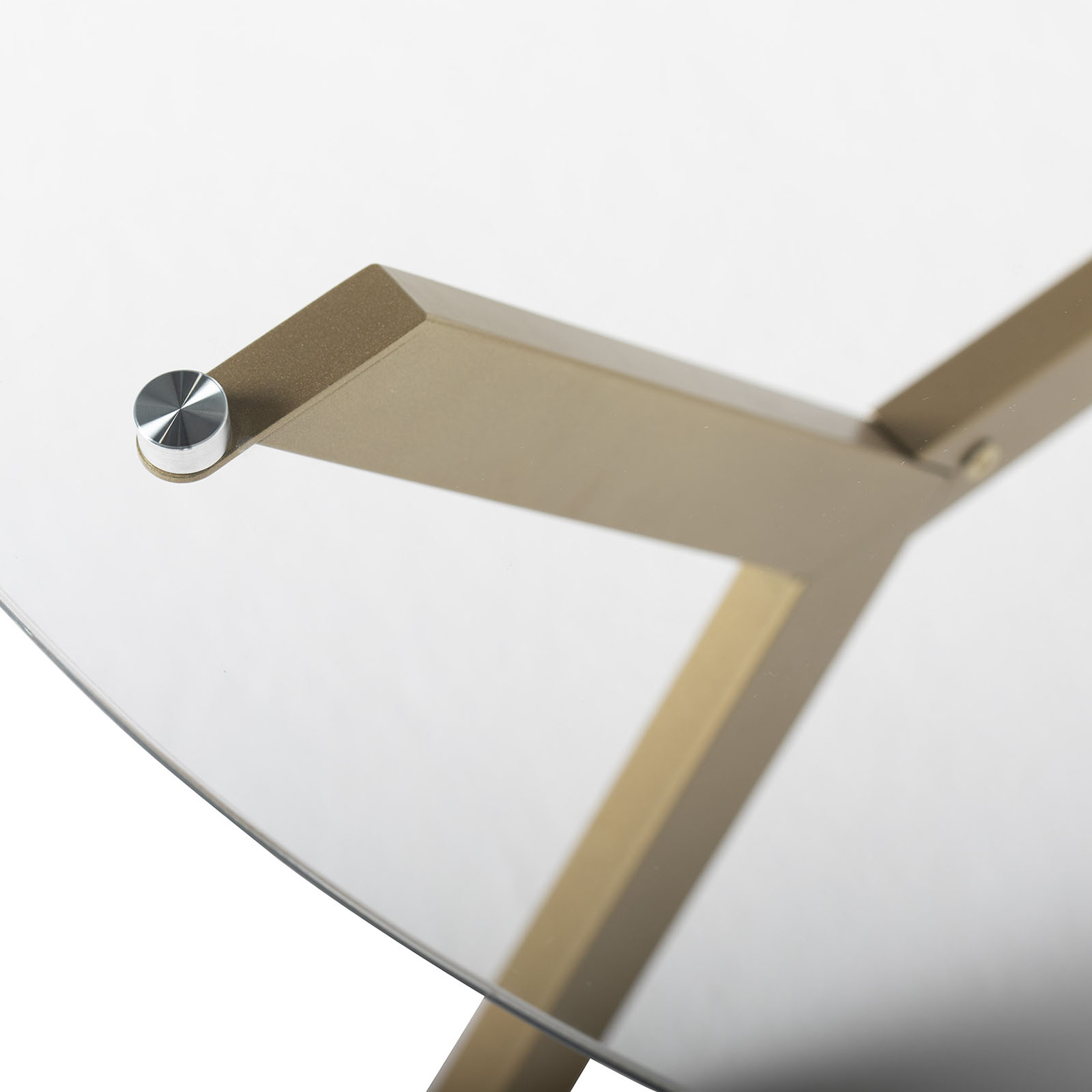 71039 ArchTech Round Coffee Table detail1