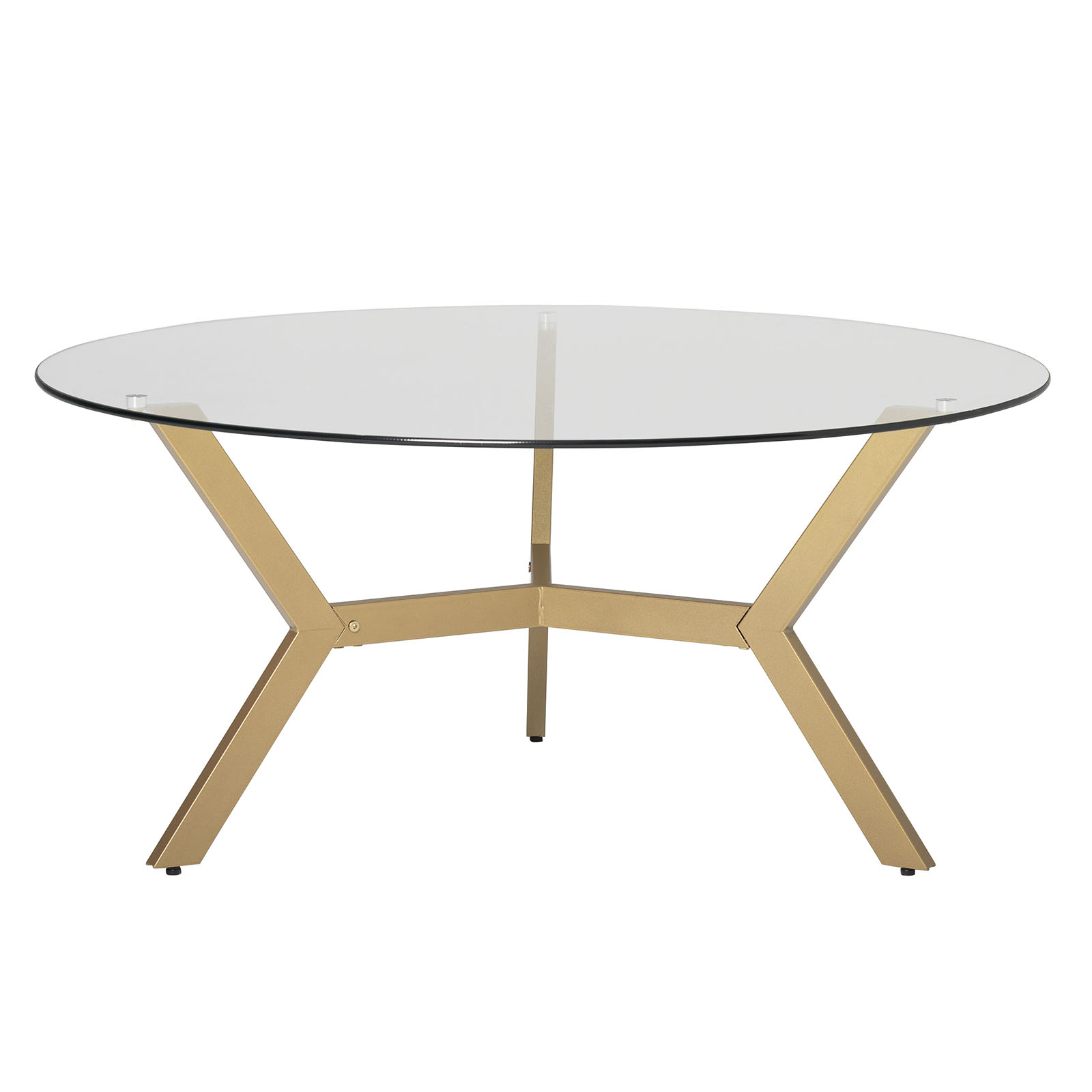 71039 ArchTech Round Coffee Table rear