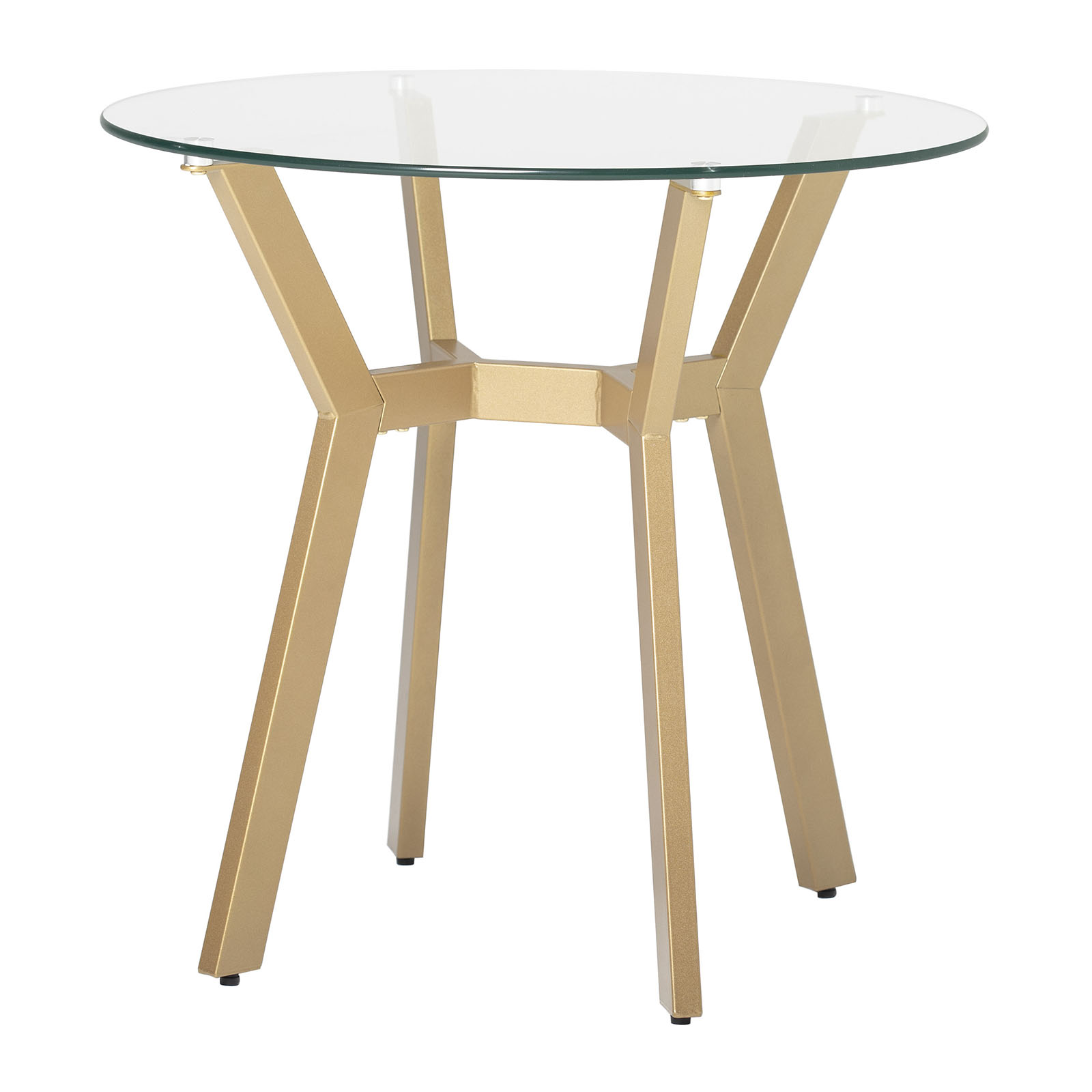 71040 ArchTech Round End Table back