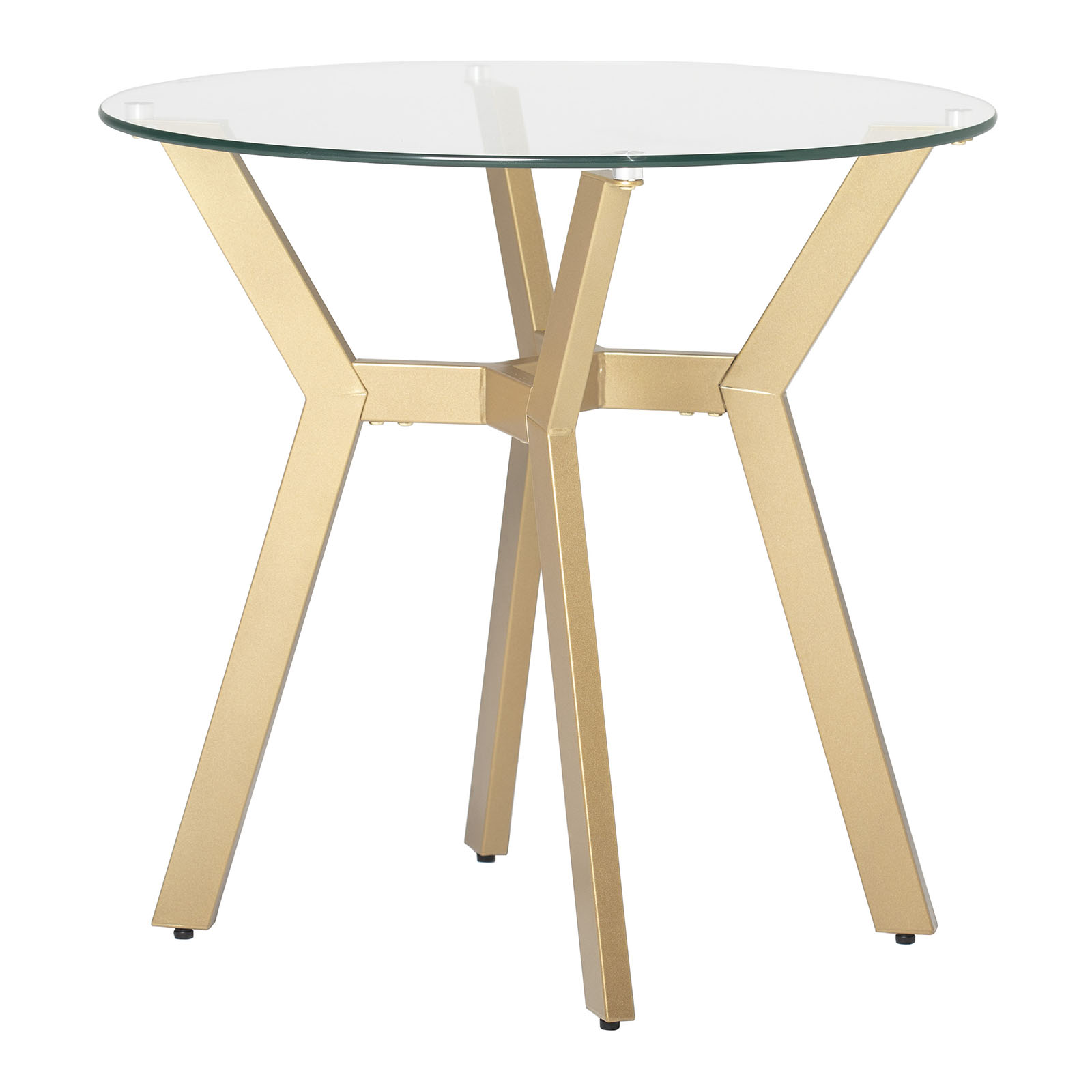 71040 ArchTech Round End Table rear