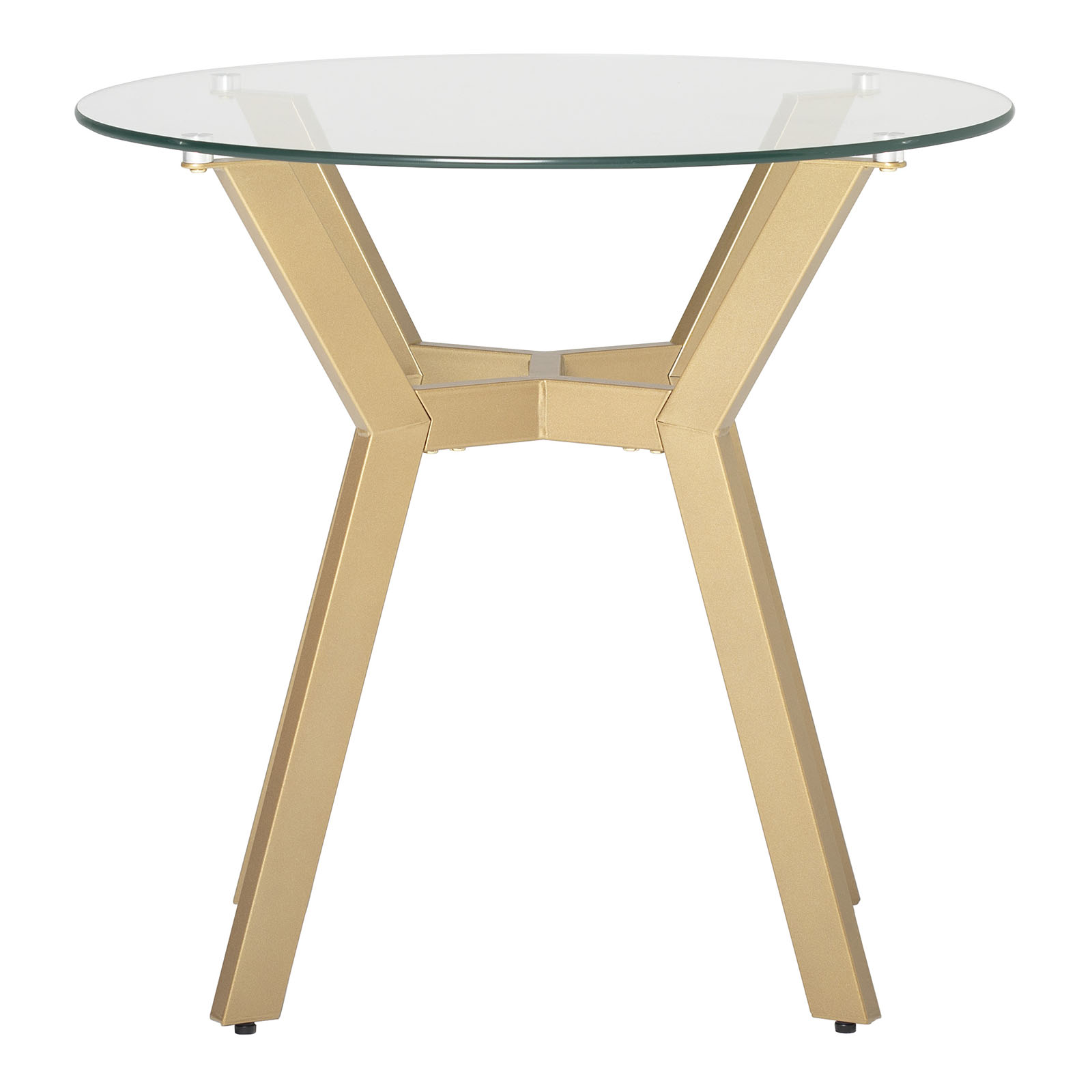 71040 ArchTech Round End Table side