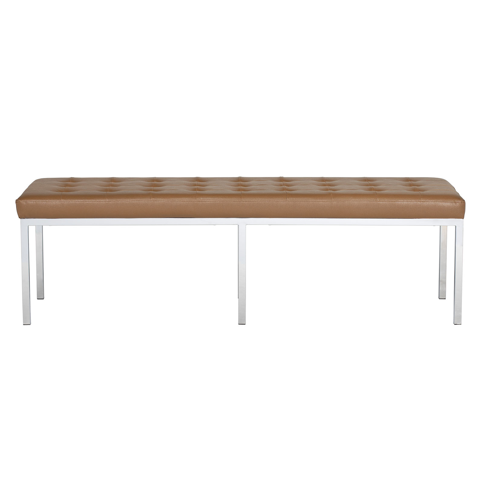 72040 Lintel 60 Inch Bench front