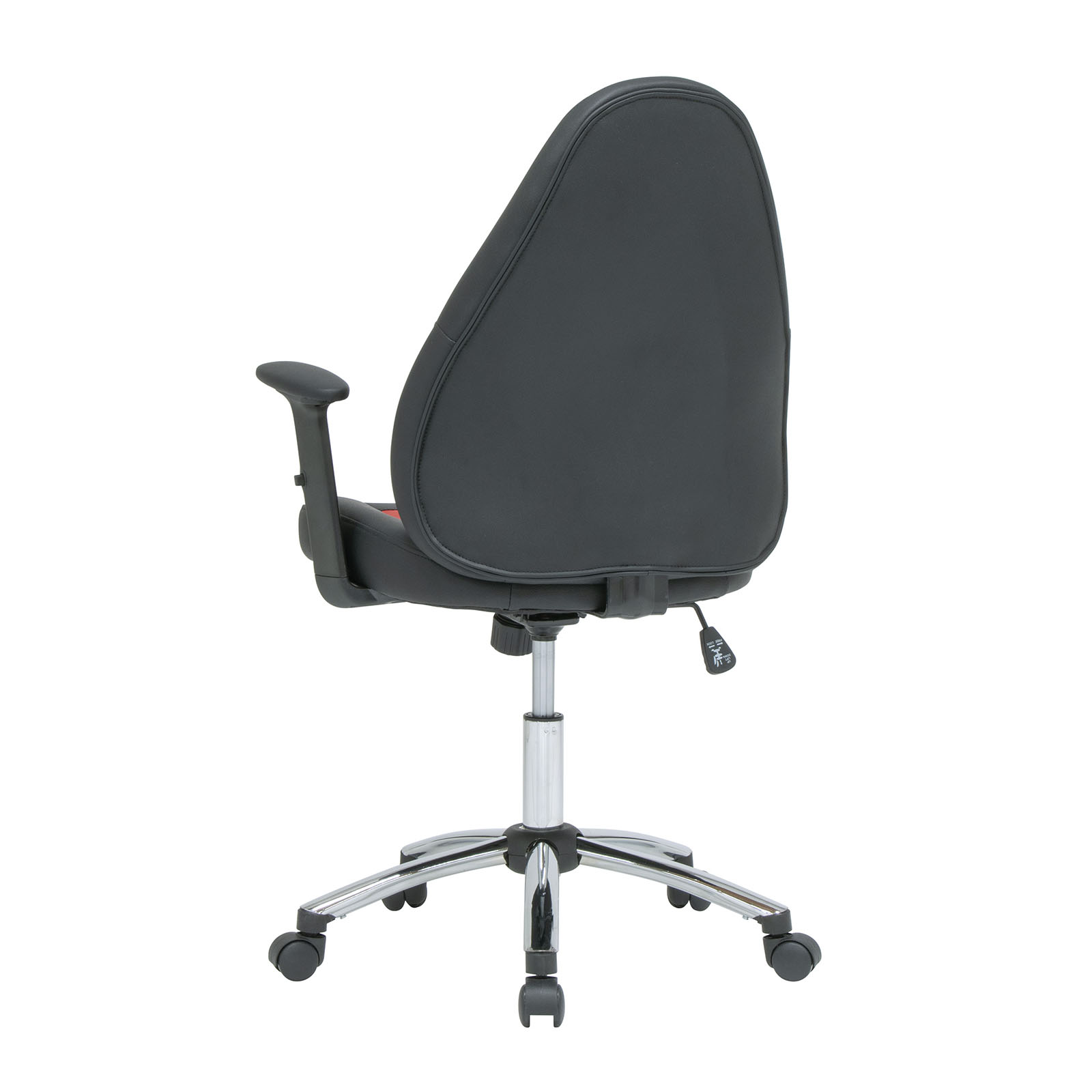 10661 Mid Back Gaming Chair L back