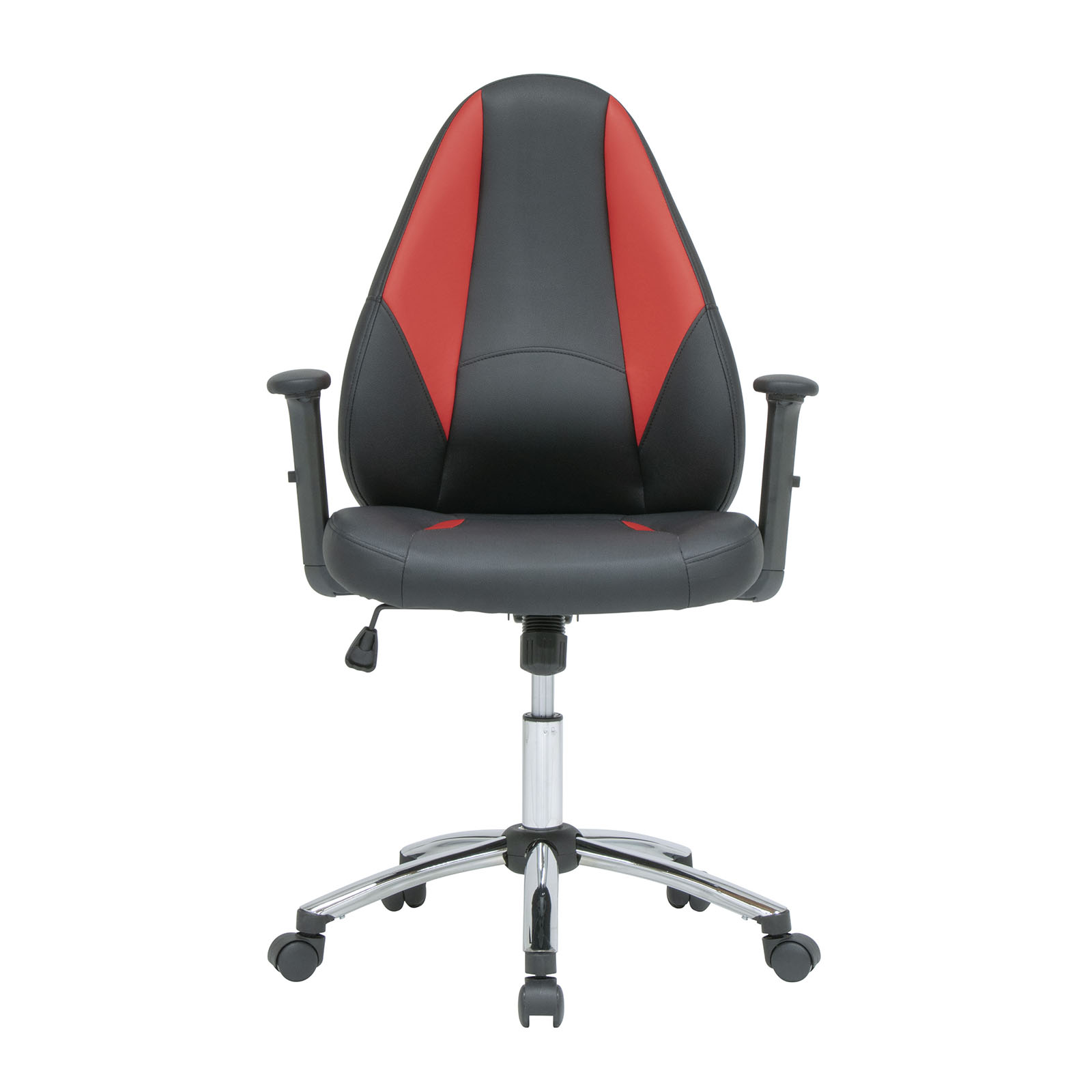 10661 Mid Back Gaming Chair front