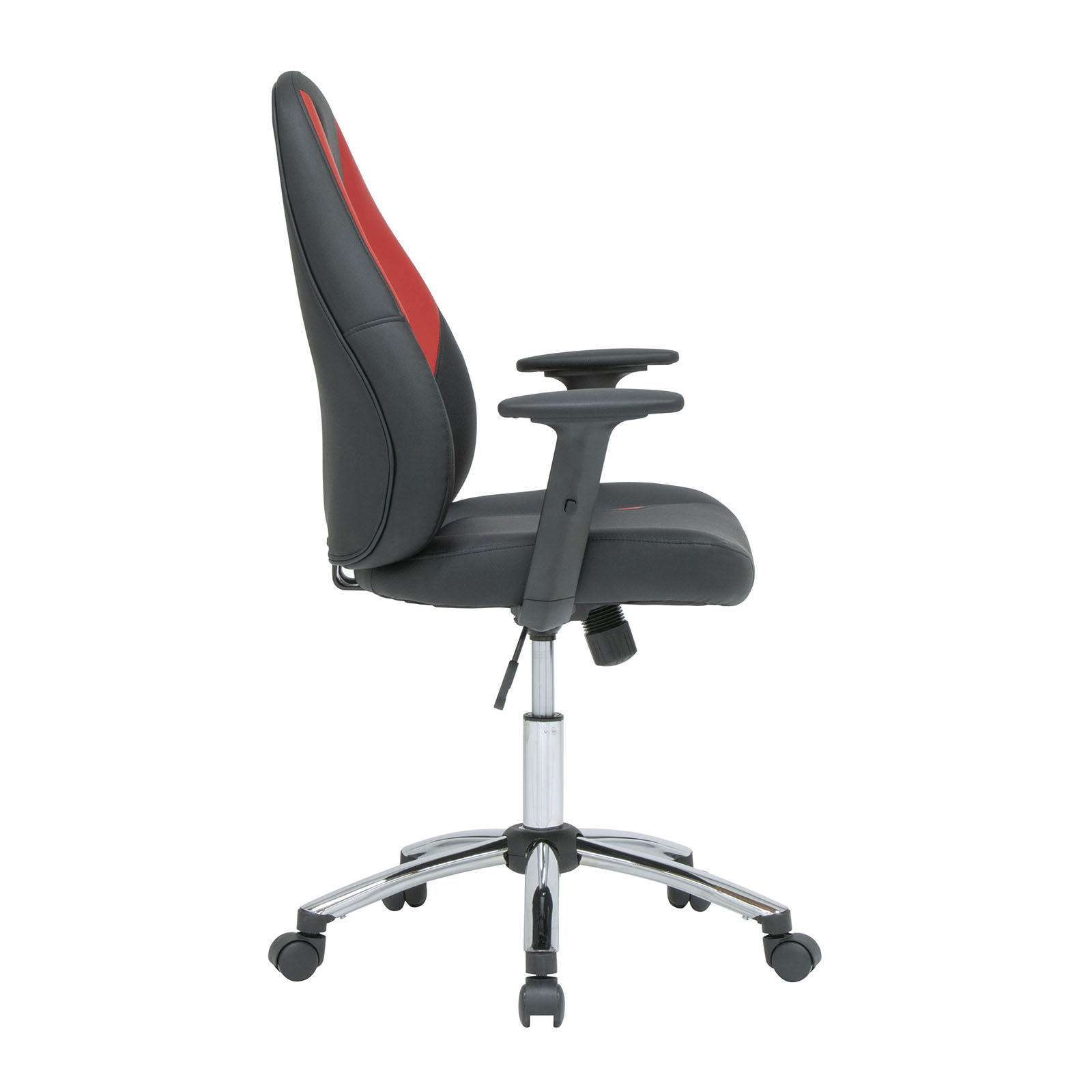 10661 Mid Back Gaming Chair side