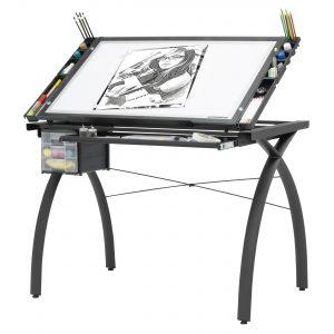 10062 Artograph Futura Light Table props1c