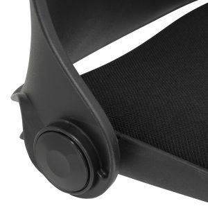 18616 Folding Back Task Chair detail1b