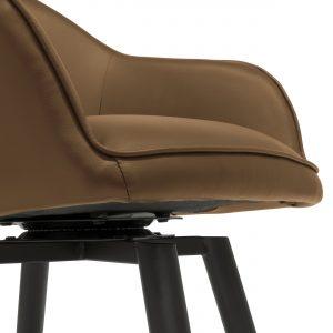 70183 Dome Swivel Arm Chair detail3